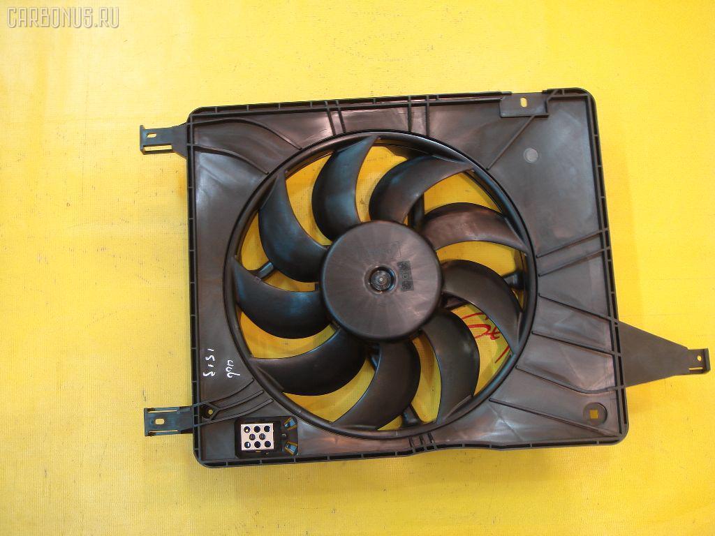 Диффузор радиатора NISSAN DUALIS J10 MR20DE Фото 1