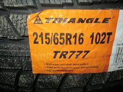 Автошина легковая зимняя TR777 215/65R16 TRIANGLE Фото 1