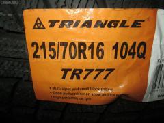 Автошина легковая зимняя TR777 215/70R16 TRIANGLE Фото 1
