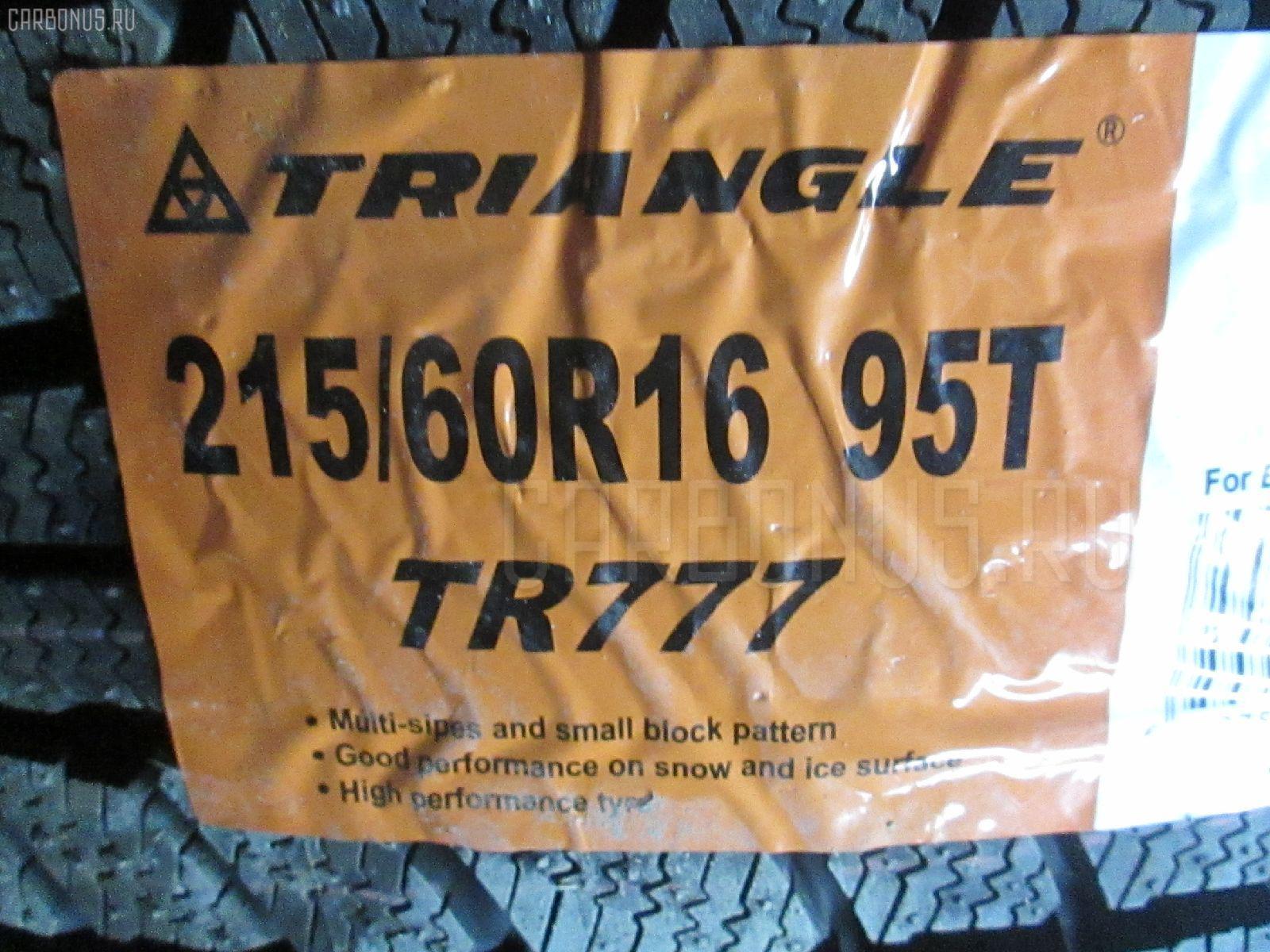 Автошина легковая зимняя TR777 215/60R16. Фото 10