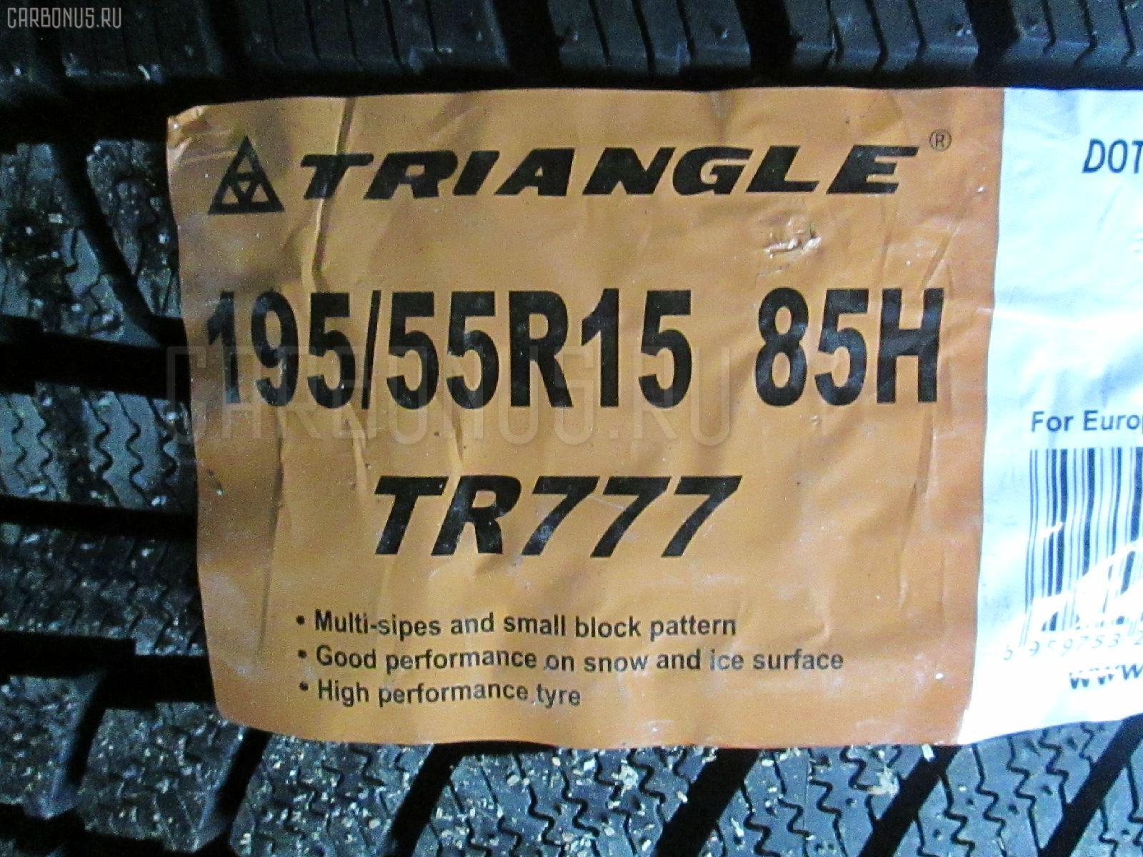 Автошина легковая зимняя TR777 195/55R15 TRIANGLE Фото 1