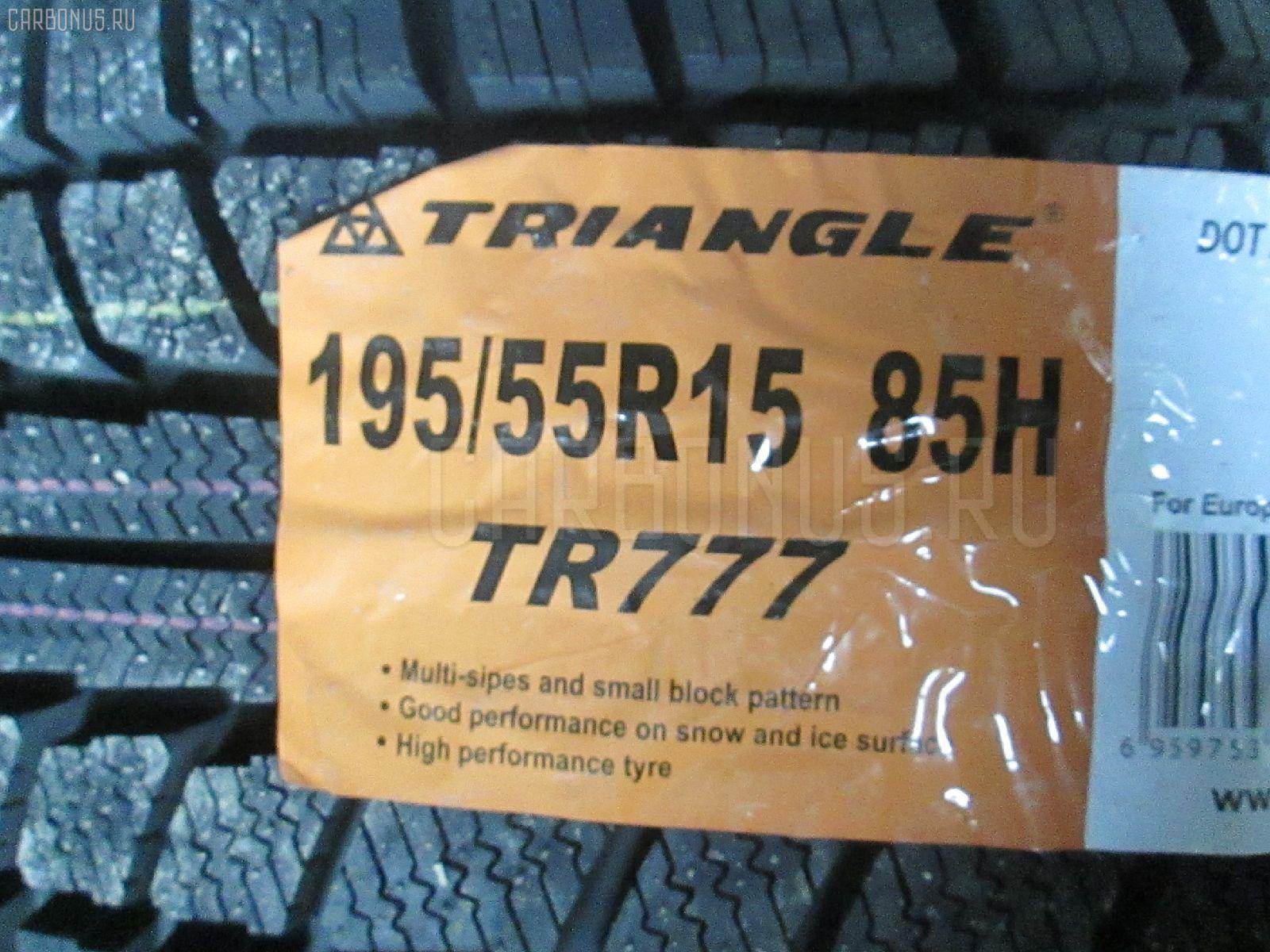 Автошина легковая зимняя TR777 195/55R15. Фото 4