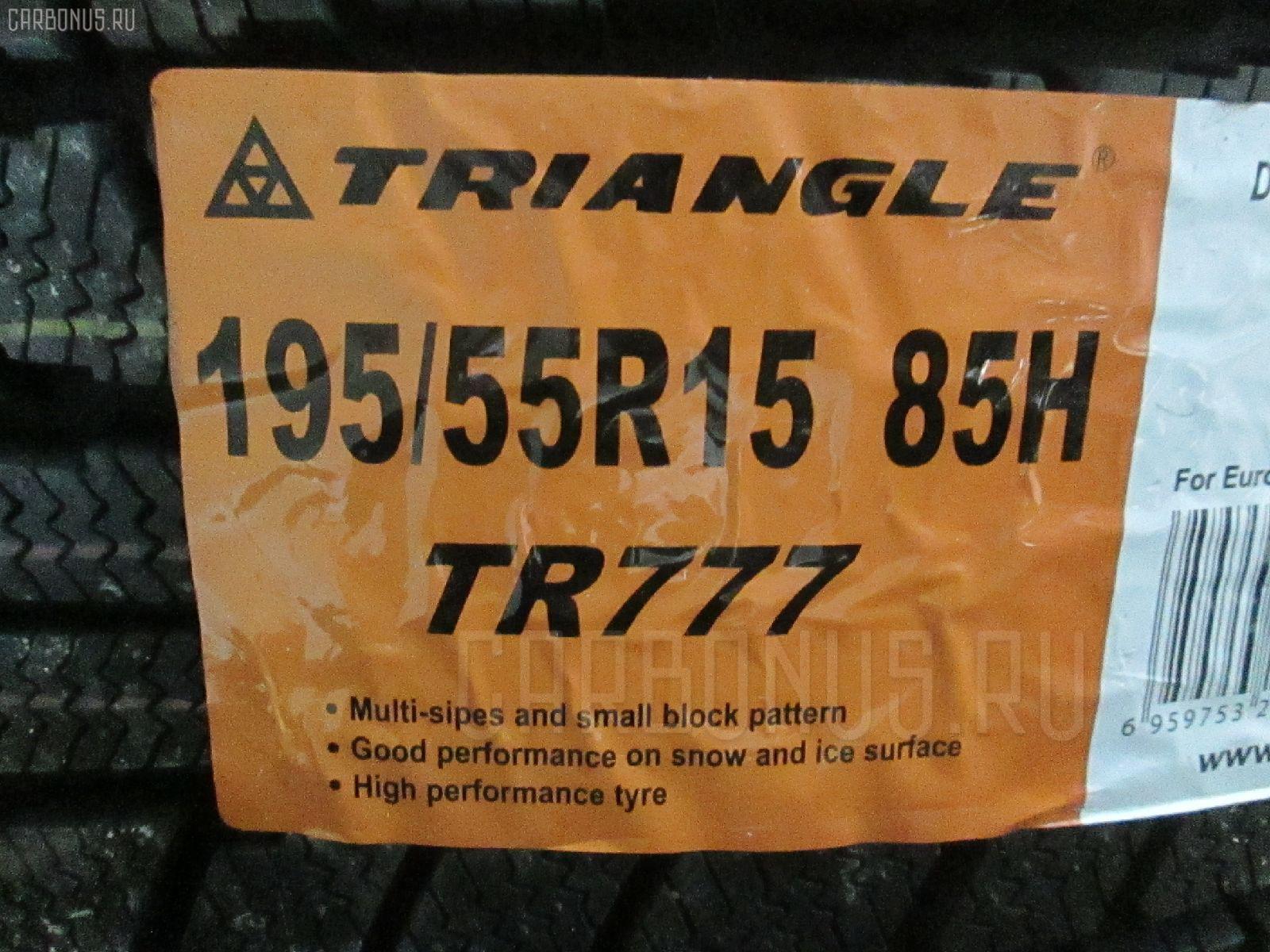 Автошина легковая зимняя TR777 195/55R15. Фото 7