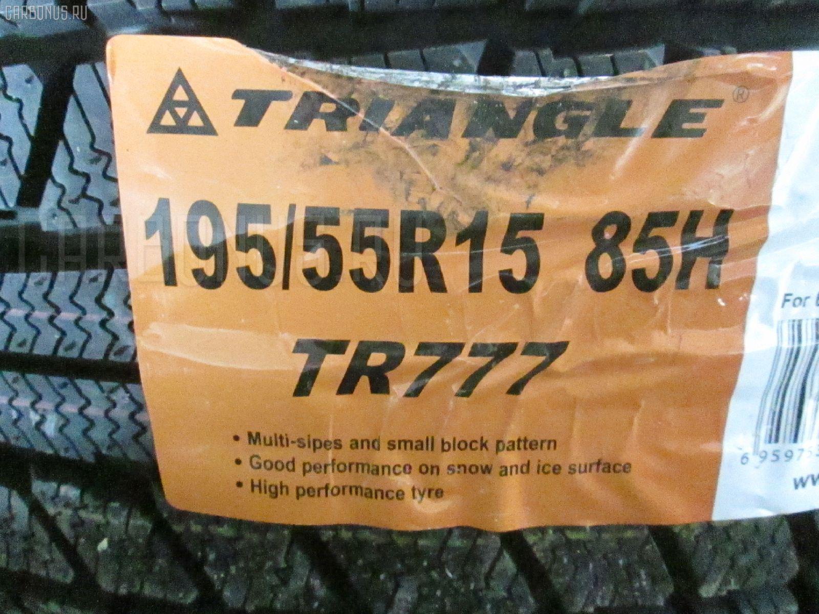 Автошина легковая зимняя TR777 195/55R15. Фото 10