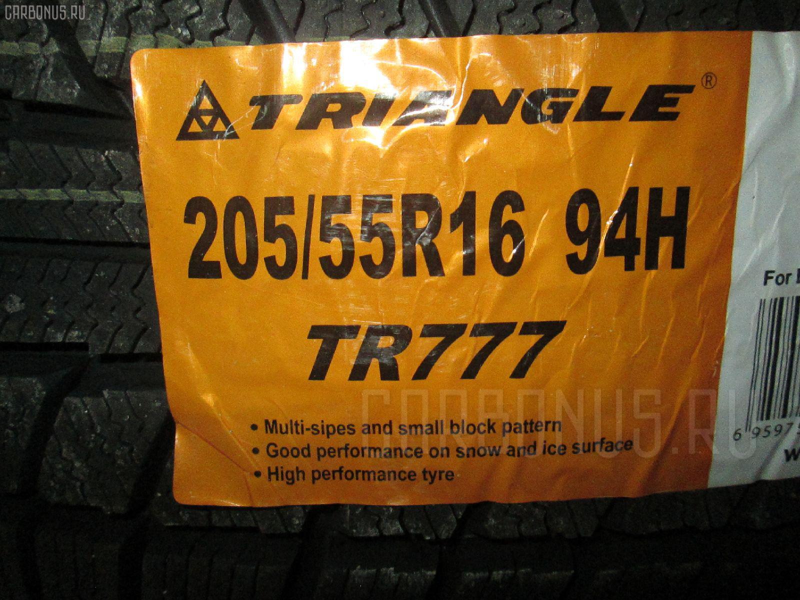 Автошина легковая зимняя TR777 205/55R16. Фото 10