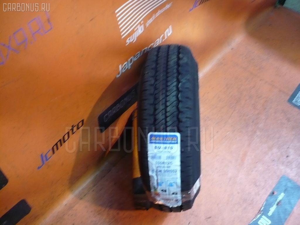 Автошина грузовая летняя Su810 155R12LT MAXTREK Фото 1