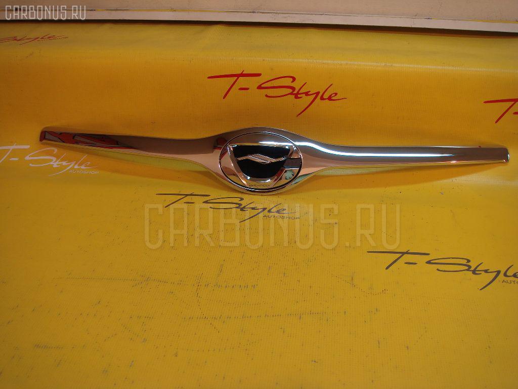 Молдинг капота TOYOTA COROLLA NZE120 Фото 2