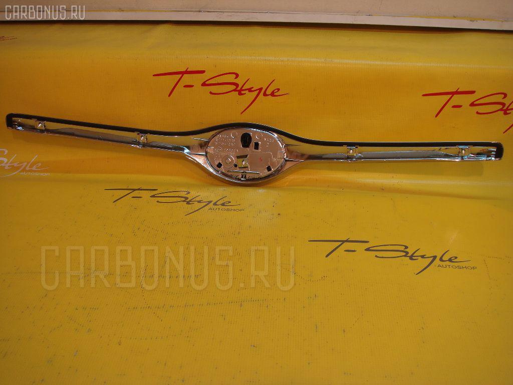 Молдинг капота TOYOTA COROLLA NZE120 Фото 1