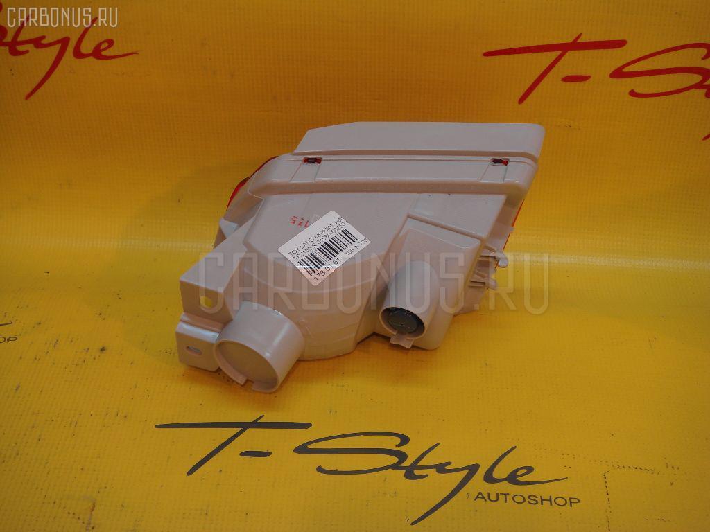 Катафот заднего бампера TOYOTA LAND CRUISER PRADO TRJ150 Фото 1