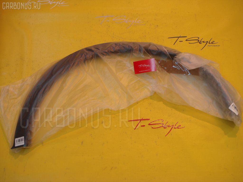 Дефендер крыла NISSAN JUKE F15 Фото 2