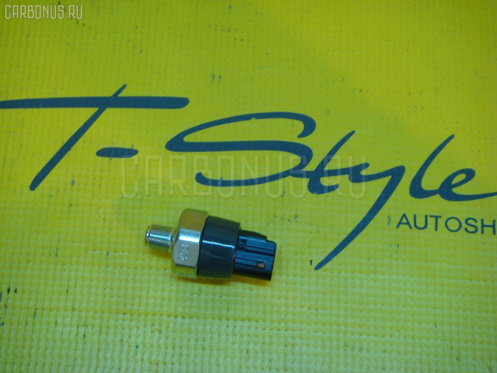 Датчик давления масла TOYOTA VITZ KSP90 1KR-FE. Фото 5