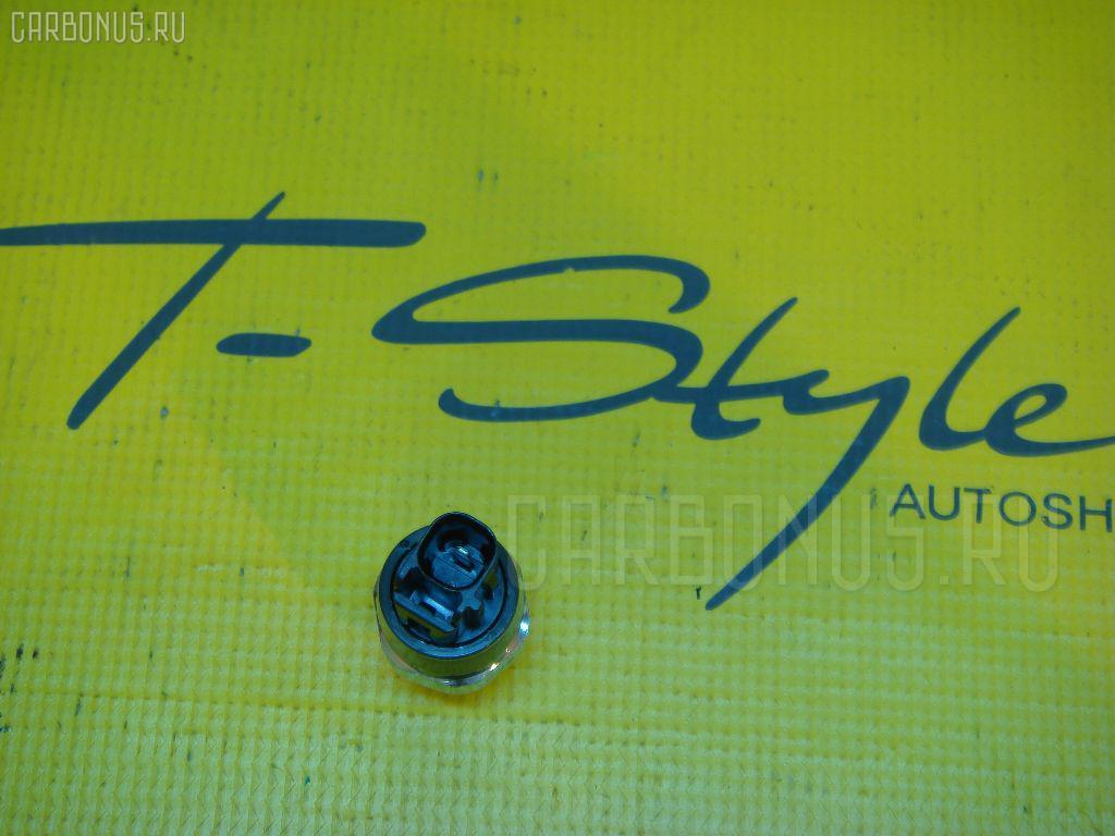 Датчик давления масла TOYOTA VITZ KSP90 1KR-FE. Фото 7