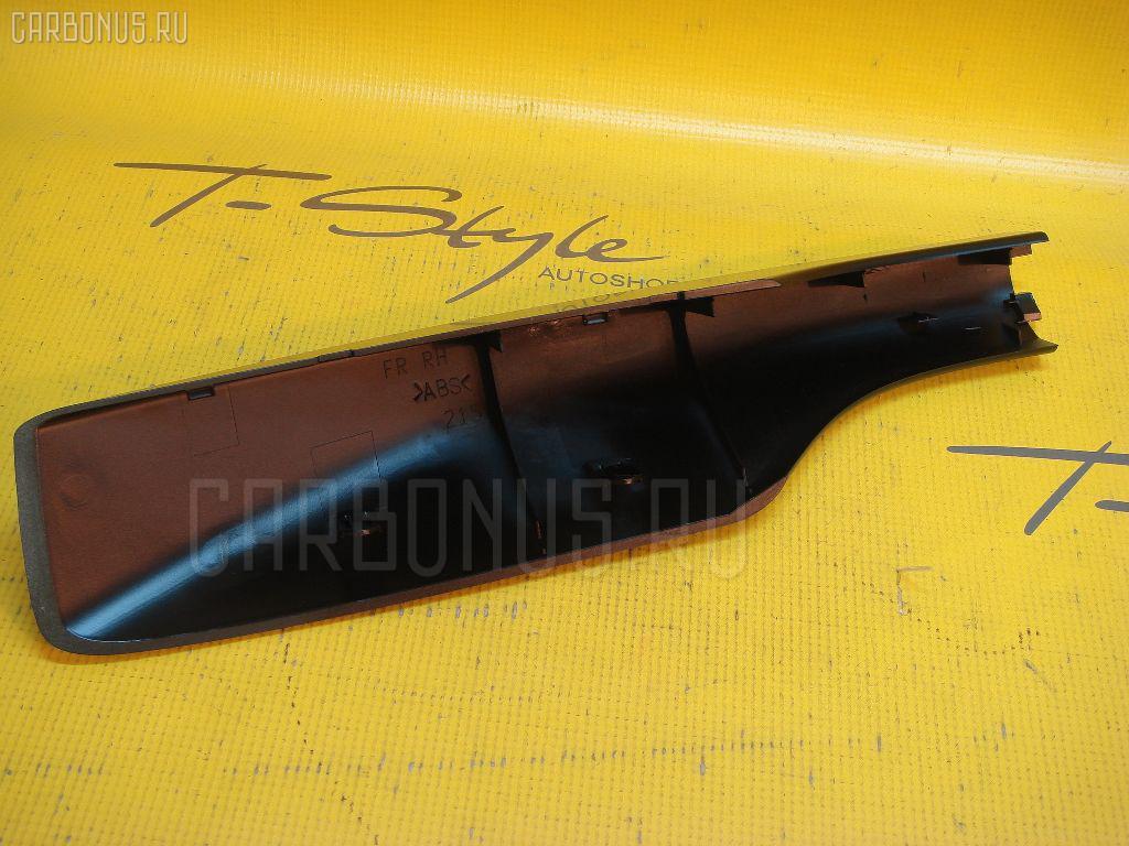 Крышка рейлинга Toyota Land cruiser UZJ200 Фото 1