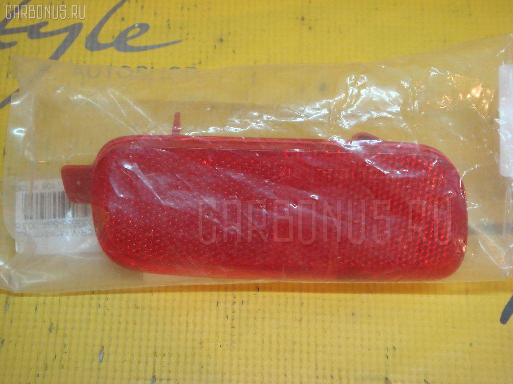 Катафот заднего бампера HONDA CR-V RD4 Фото 1