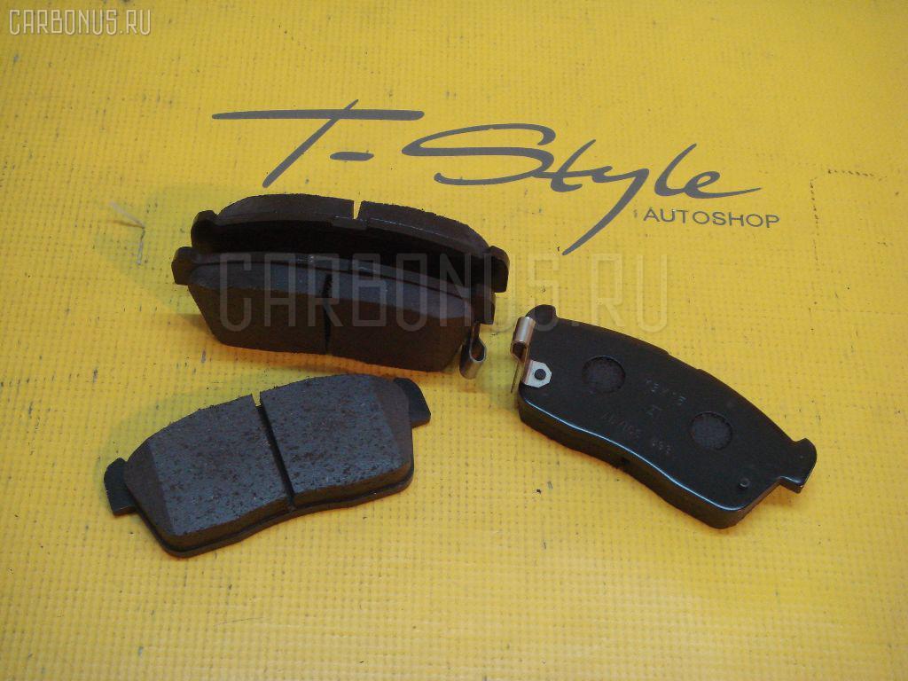 Тормозные колодки SUZUKI SWIFT HT51S Фото 1