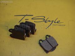 Тормозные колодки Toyota Mark ii JZX110 Фото 1
