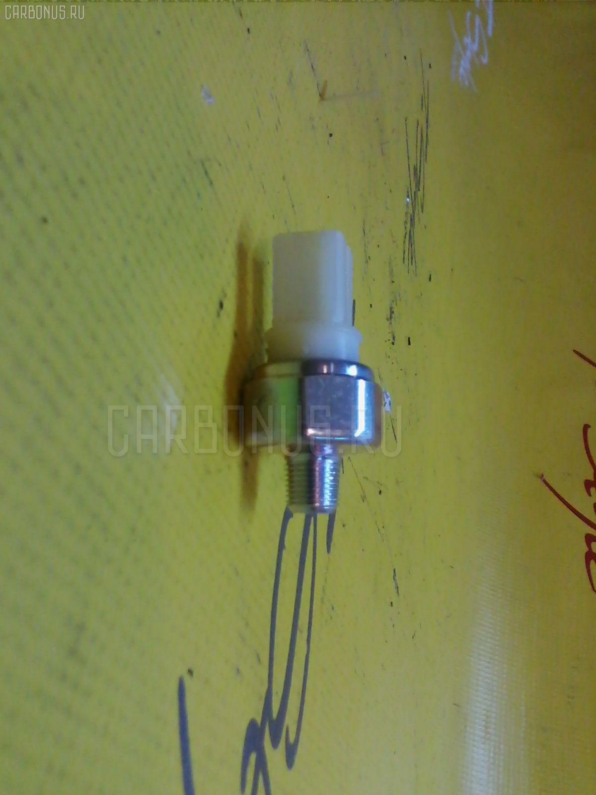 Датчик давления масла NISSAN ELGRAND E51 VQ35DE Фото 1