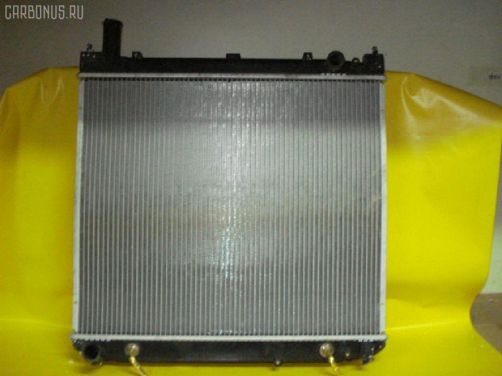 Радиатор ДВС TOYOTA HIACE REGIUS LXH49V 5L Фото 1