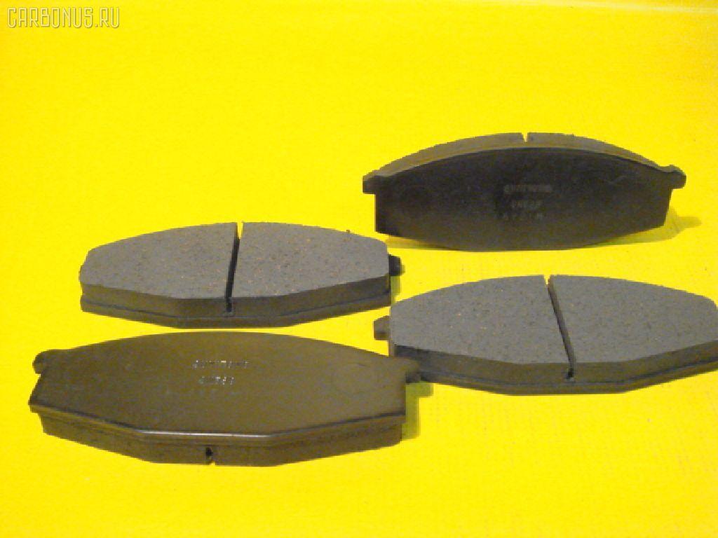 Тормозные колодки NISSAN SAFARI Y60. Фото 1