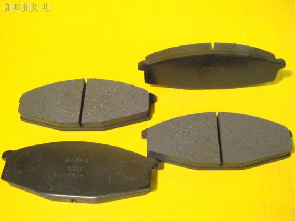 Тормозные колодки NISSAN SAFARI Y60. Фото 2