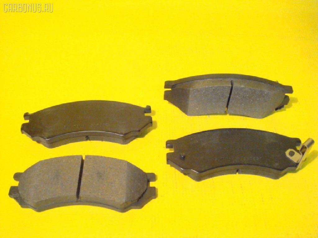 тормозные колодки фото nissan primera p10