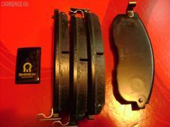 Тормозные колодки NISSAN TINO V10 PF-2474 Переднее