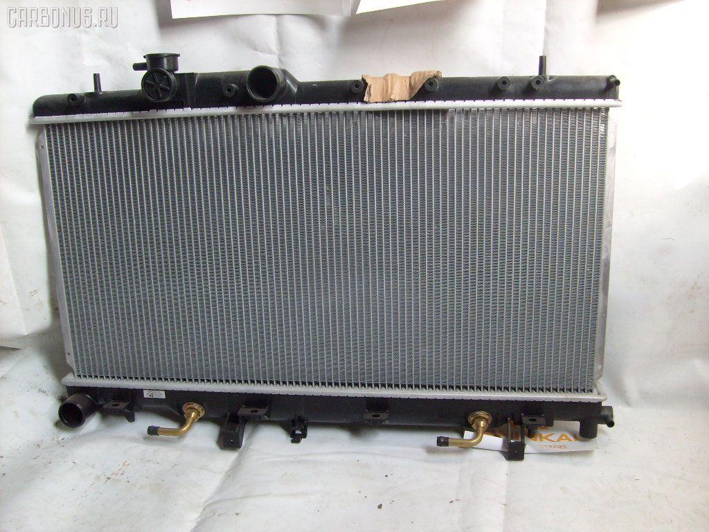 Радиатор ДВС SUBARU IMPREZA GDA EJ20-T. Фото 1