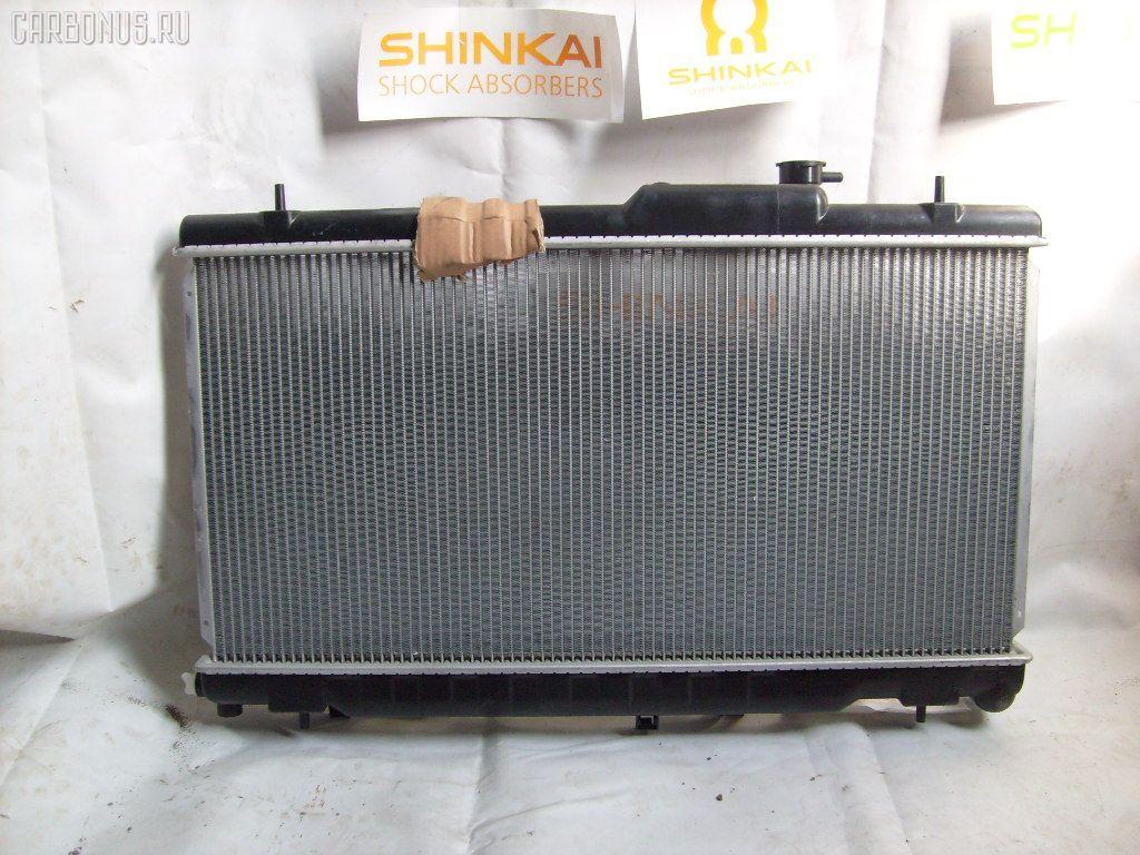 Радиатор ДВС SUBARU IMPREZA GDA EJ20-T. Фото 2