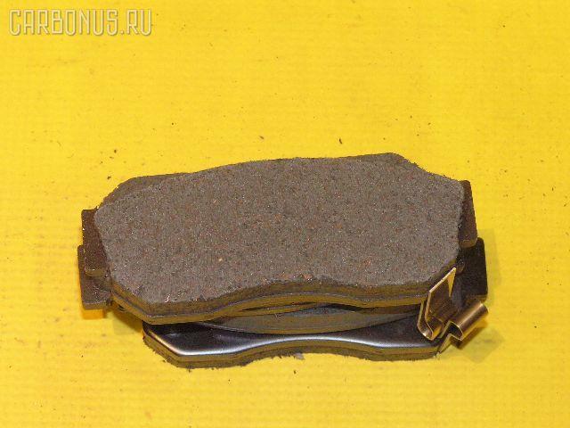 Тормозные колодки NISSAN SUNNY B12 Фото 1