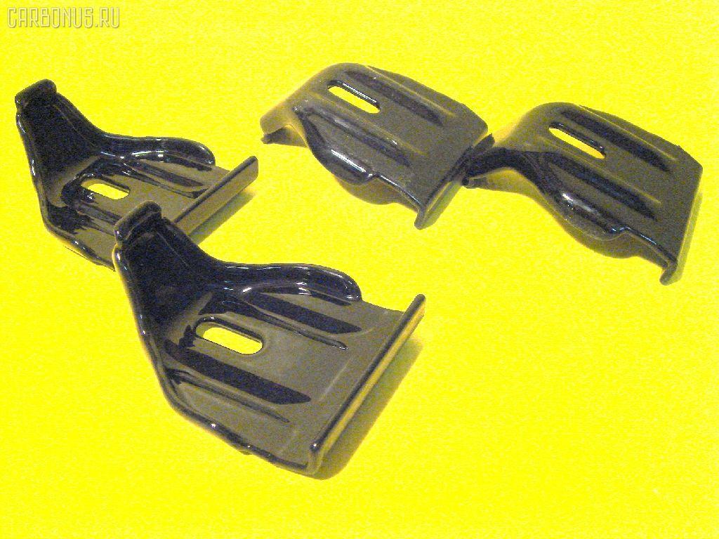 Брэкеты для базовых креплений багажников TOYOTA CARIB AE95 CARMATE IN186 Фото 1