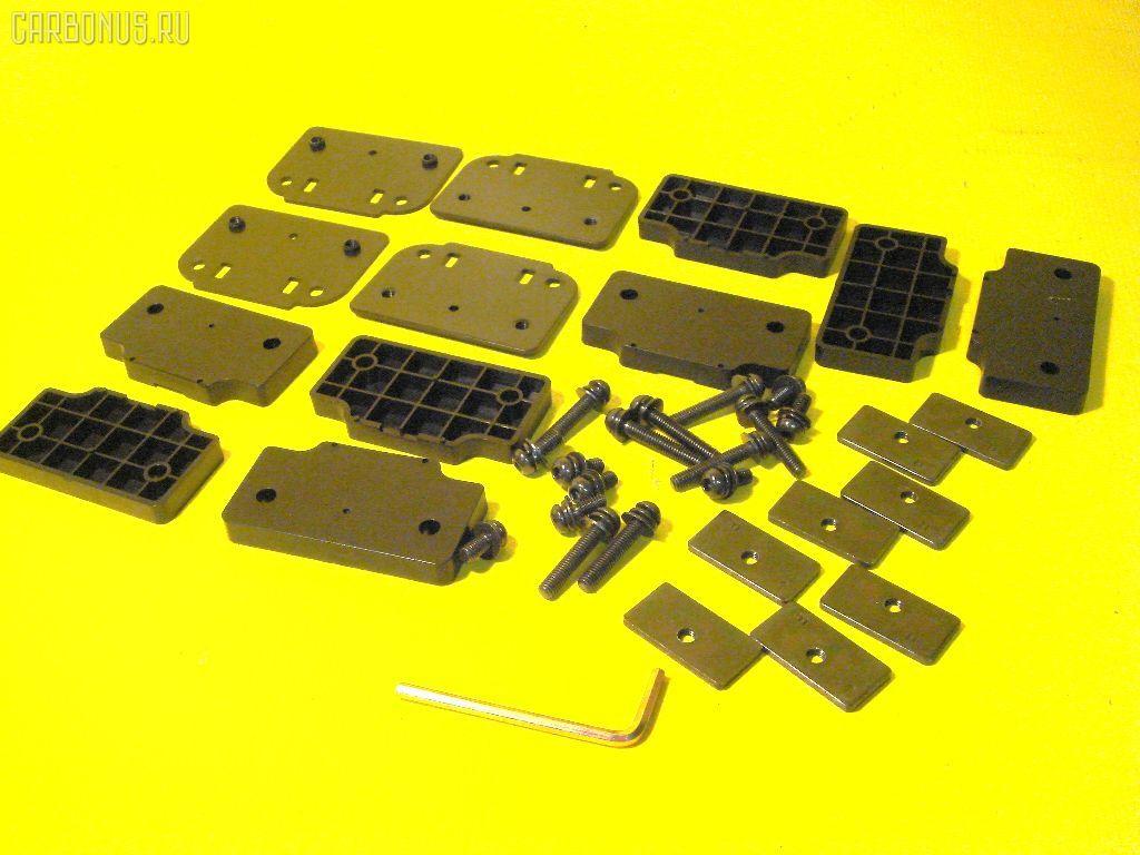Брэкеты для базовых креплений багажников RV INNO CARMATE TR107 Фото 4