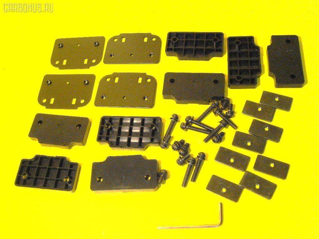 Брэкеты для базовых креплений багажников RV INNO CARMATE TR107 Фото 2