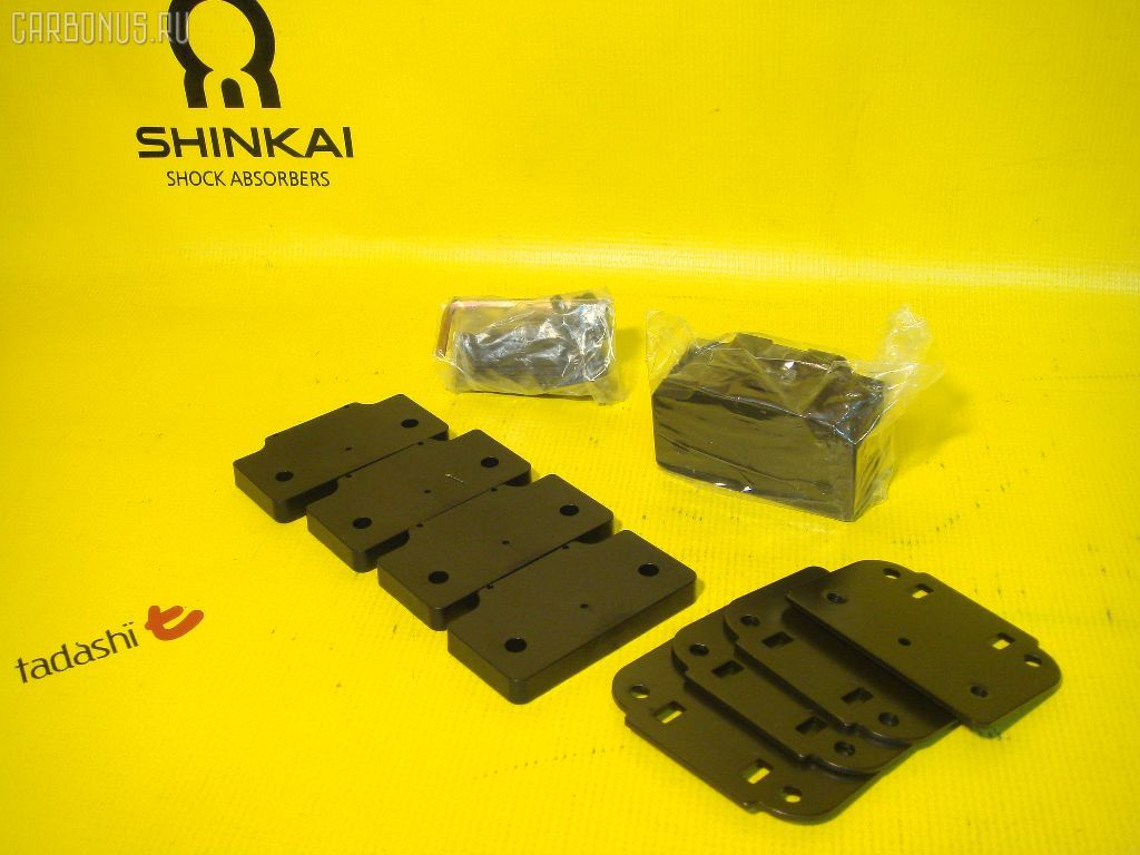 Брэкеты для базовых креплений багажников RV INNO CARMATE TR107 Фото 3
