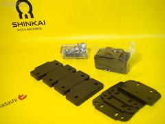 Брэкеты для базовых креплений багажников Chevrolet Trail blazer T360 CARMATE TR107 Фото 1