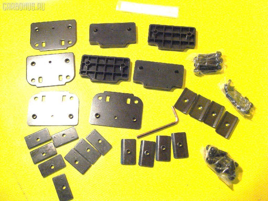 Брэкеты для базовых креплений багажников Porsche Cayenne CARMATE TR501 Фото 1