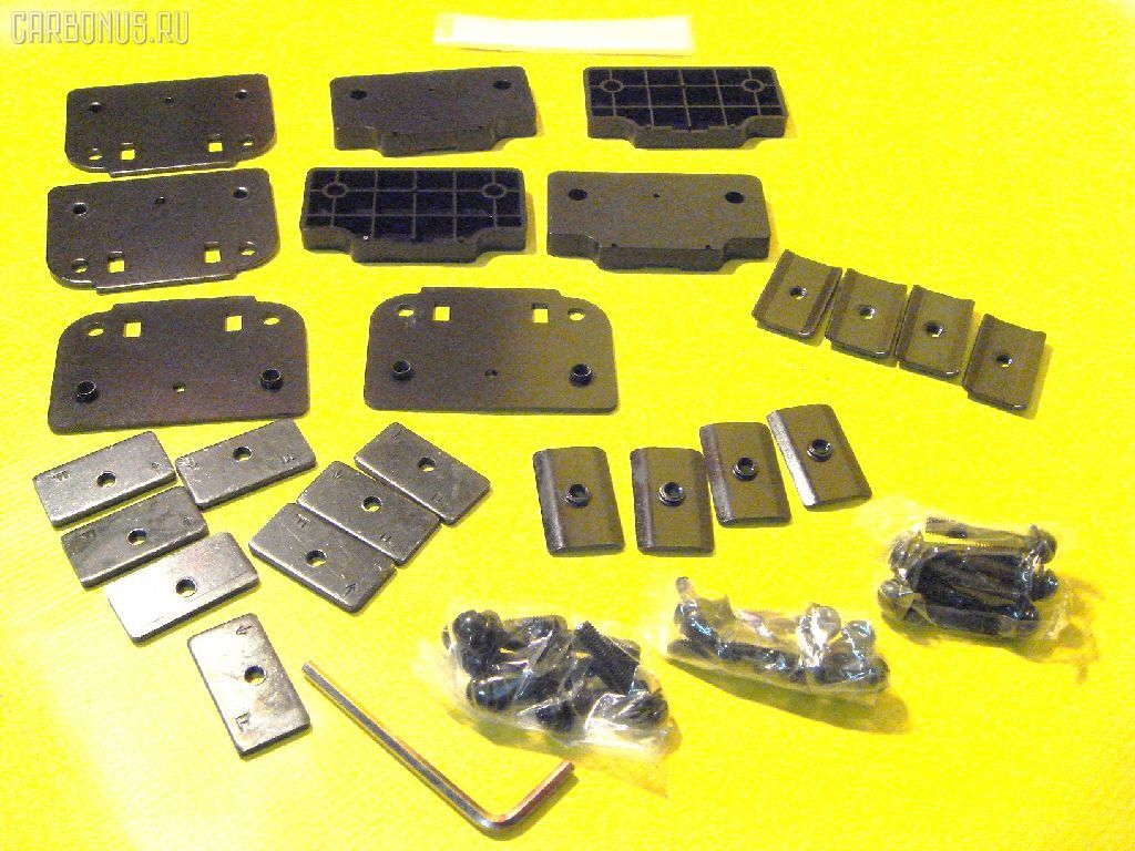 Брэкеты для базовых креплений багажников RV INNO CARMATE TR501 Фото 2