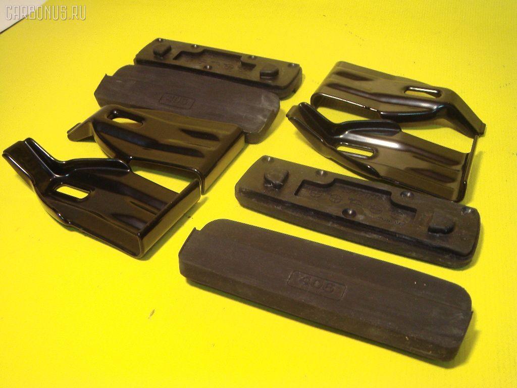 Брэкеты для базовых креплений багажников RV INNO CARMATE K121 Фото 2