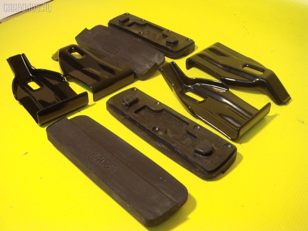Брэкеты для базовых креплений багажников RV INNO CARMATE K121 Фото 1
