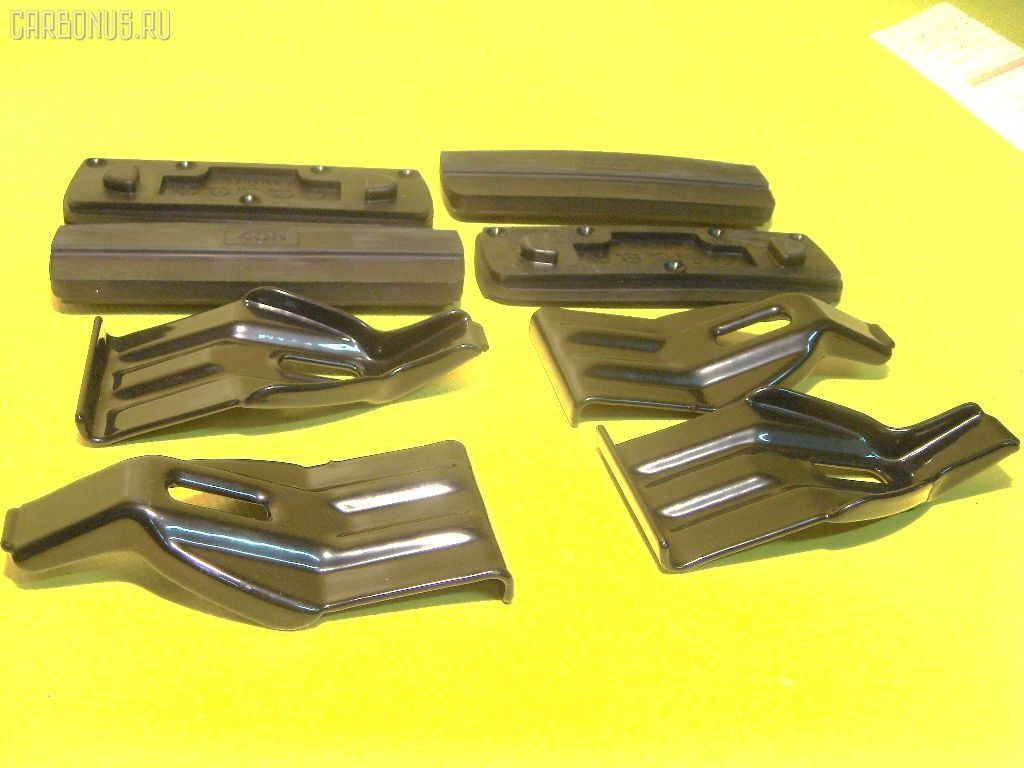 Брэкеты для базовых креплений багажников RV INNO. Фото 11