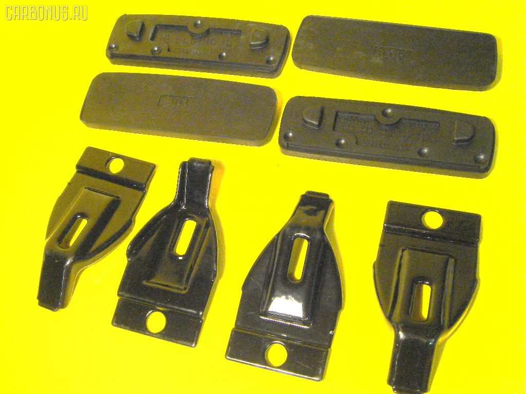 Брэкеты для базовых креплений багажников WOLKSVAGEN COLF 1J CARMATE K252 Фото 1