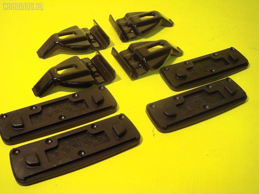 Брэкеты для базовых креплений багажников RV INNO CARMATE K101 Фото 2