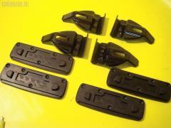 Брэкеты для базовых креплений багажников на Nissan Primera P10 CARMATE K101