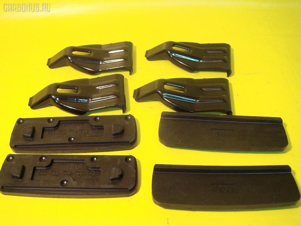 Брэкеты для базовых креплений багажников RV INNO CARMATE K103 Фото 2