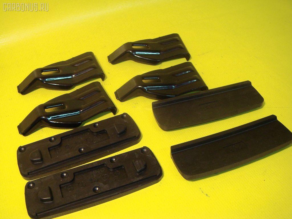 Брэкеты для базовых креплений багажников TOYOTA COROLLA I I EL CARMATE K103 Фото 1