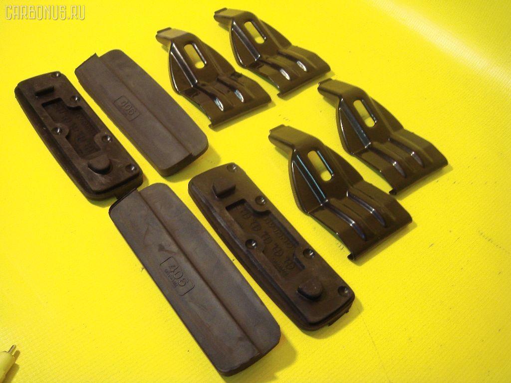 Брэкеты для базовых креплений багажников RV INNO CARMATE K105 Фото 1