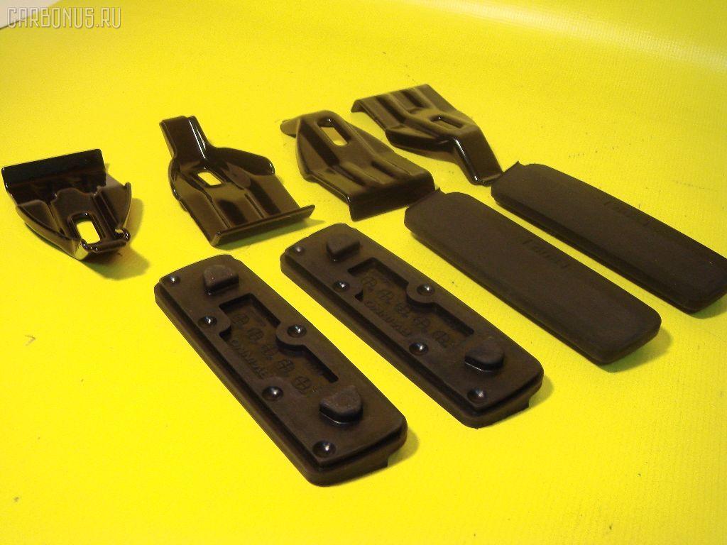 Брэкеты для базовых креплений багажников MITSUBISHI LIBERO CB CARMATE K132 Фото 1