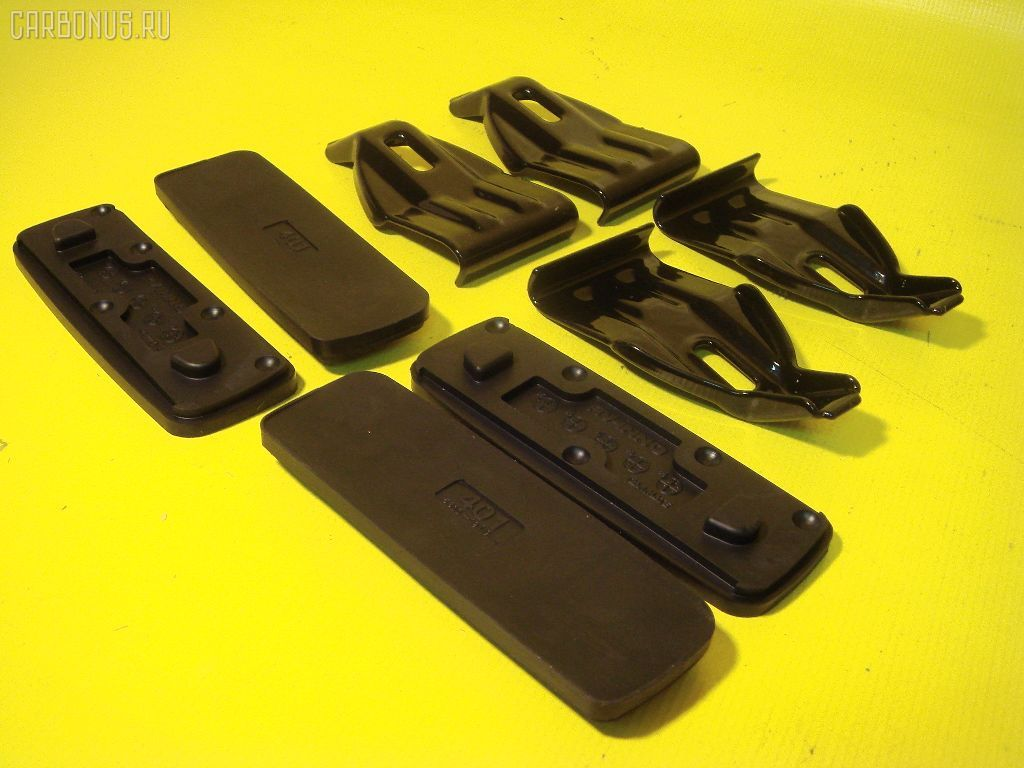 Брэкеты для базовых креплений багажников RV INNO CARMATE K134 Фото 1