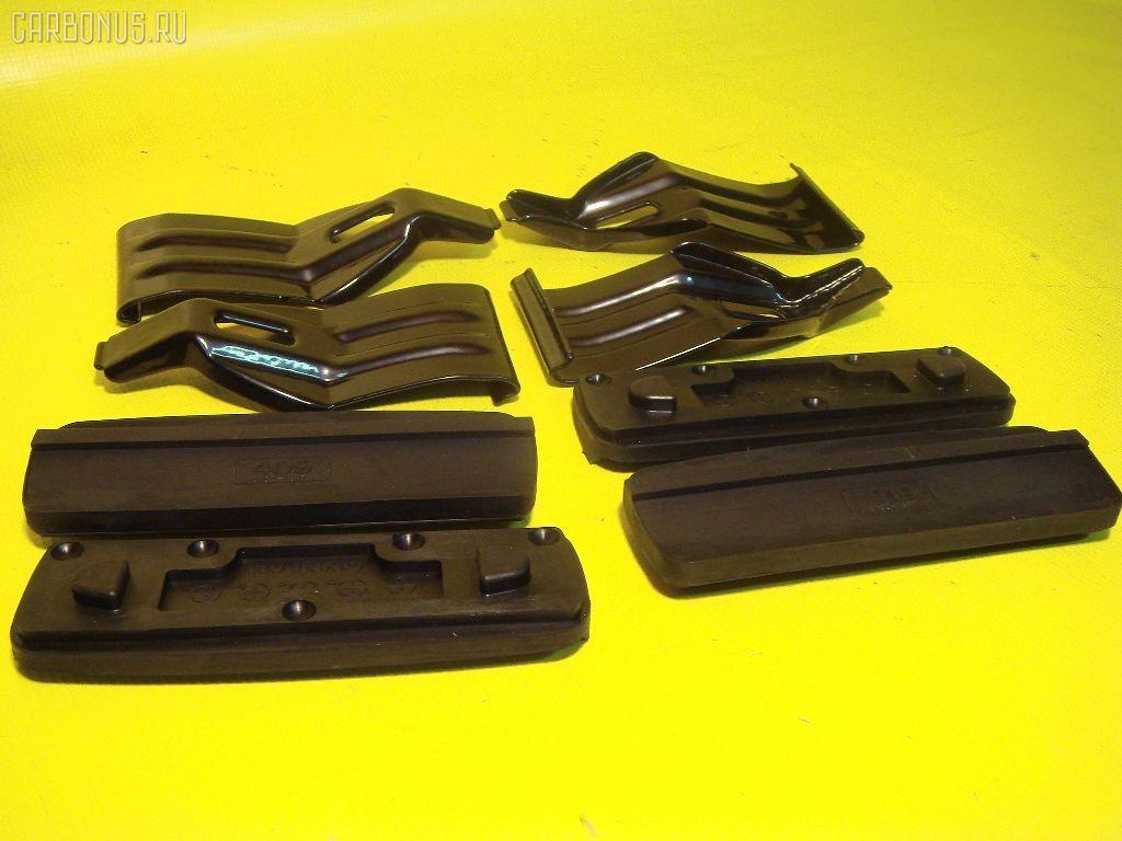 Брэкеты для базовых креплений багажников RV INNO CARMATE K135 Фото 2