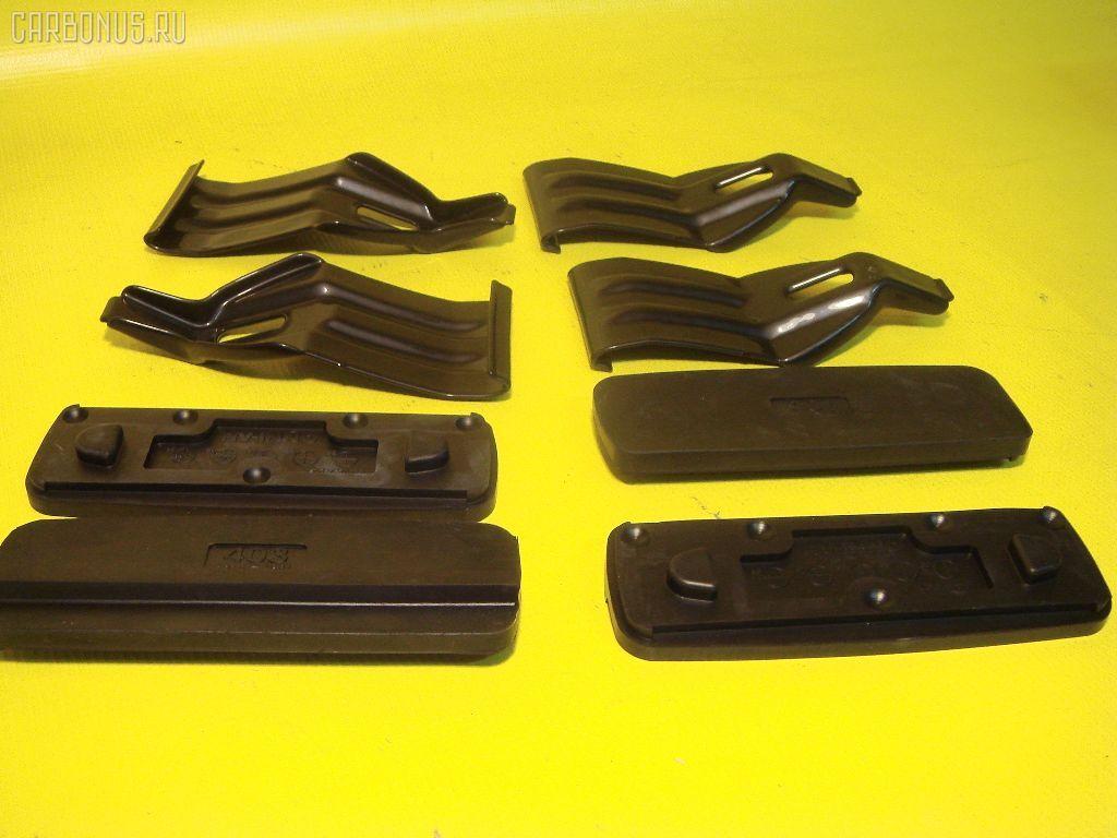 Брэкеты для базовых креплений багажников RV INNO CARMATE K138 Фото 2