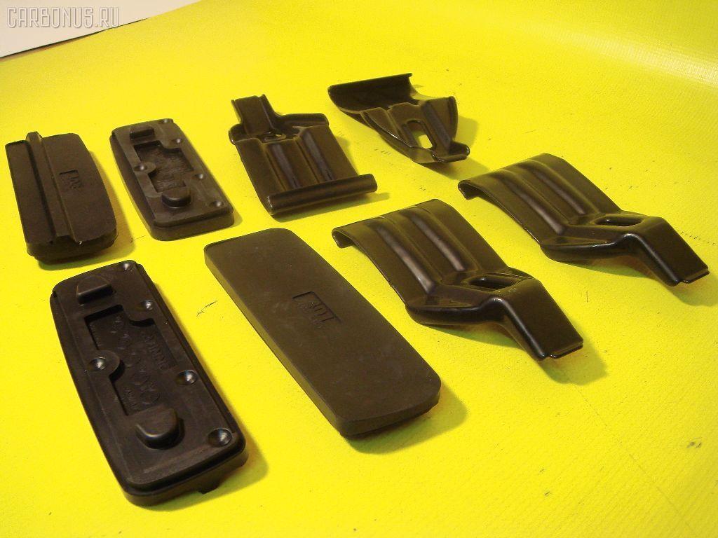 Брэкеты для базовых креплений багажников RV INNO CARMATE K138 Фото 1